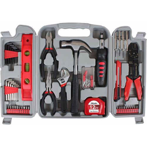 Olympia Tools 89-Piece Tool Set