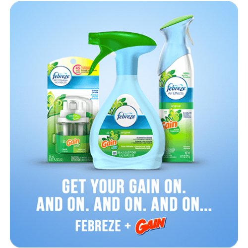Febreze + Gain Original Collection
