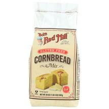 Baking Mixes: Bob's Red Mill Gluten Free Cornbread Mix