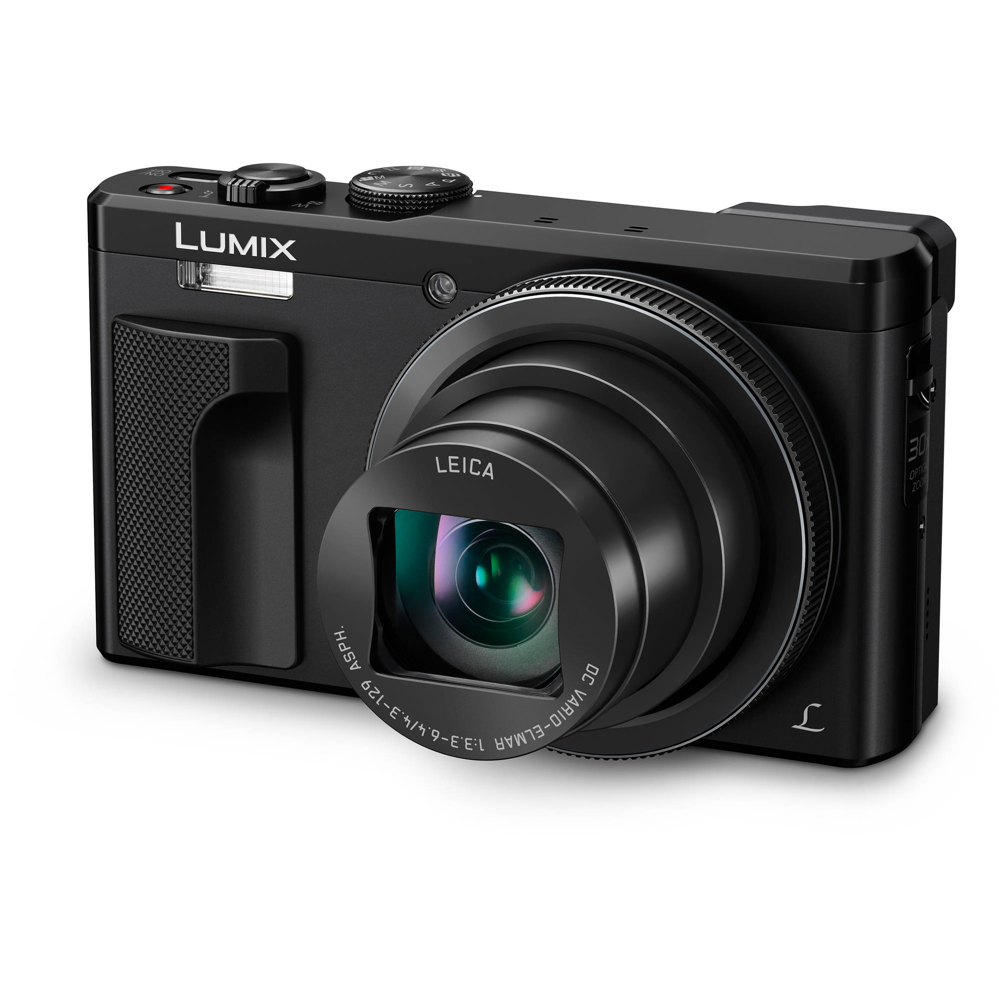 Panasonic Lumix DMC-ZS60 18MP 4K Digital Camera