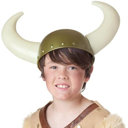 Plastic Viking Helmet for Adult - Viking Helemt
