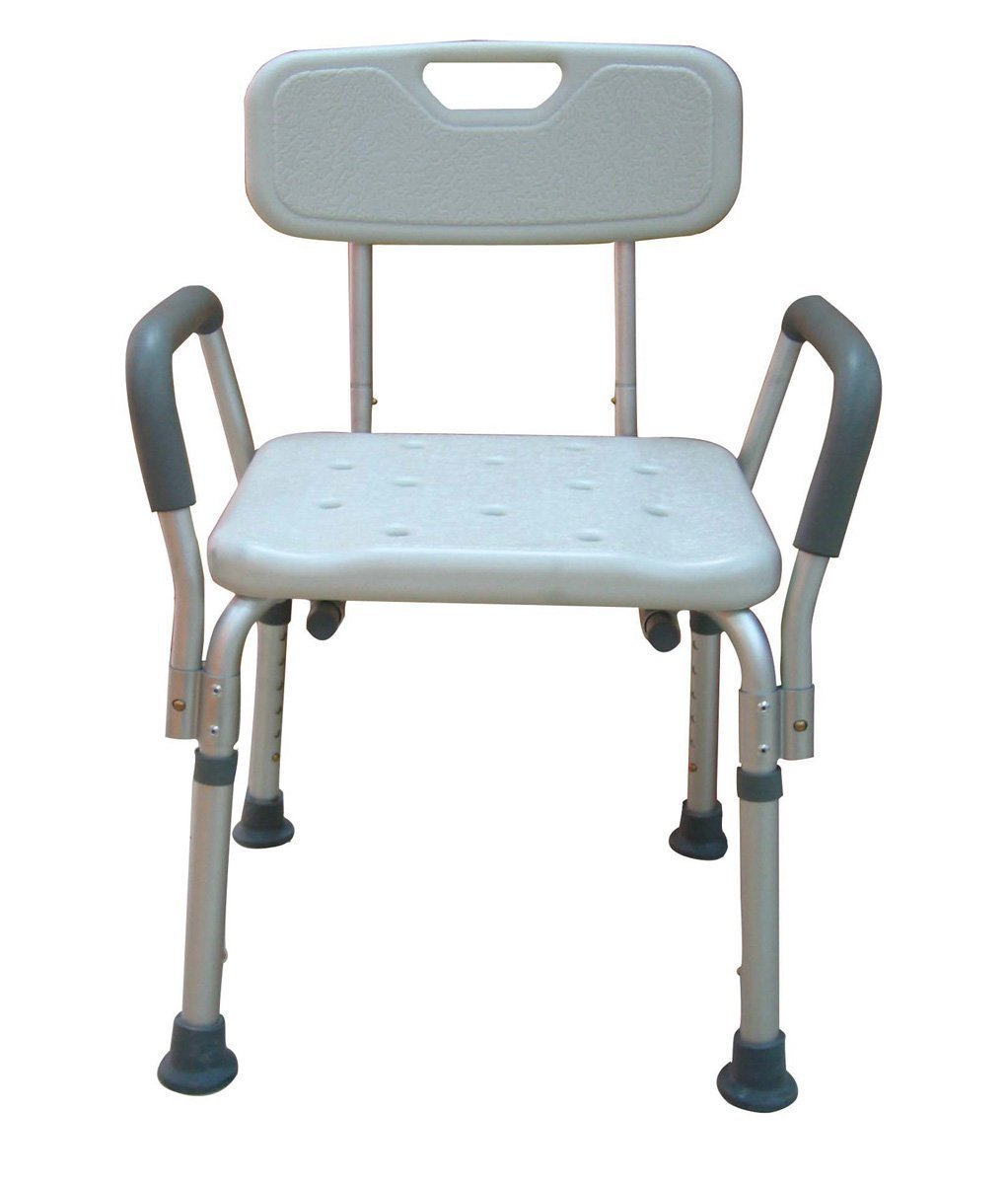 spa bath tub bathtub shower chair seat bench white bath bench with arms - Shower Benches