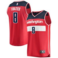a1786b54f0c Product Image Tim Frazier Washington Wizards Fanatics Branded Fast Break  Replica Team Color Player Jersey Red - Icon