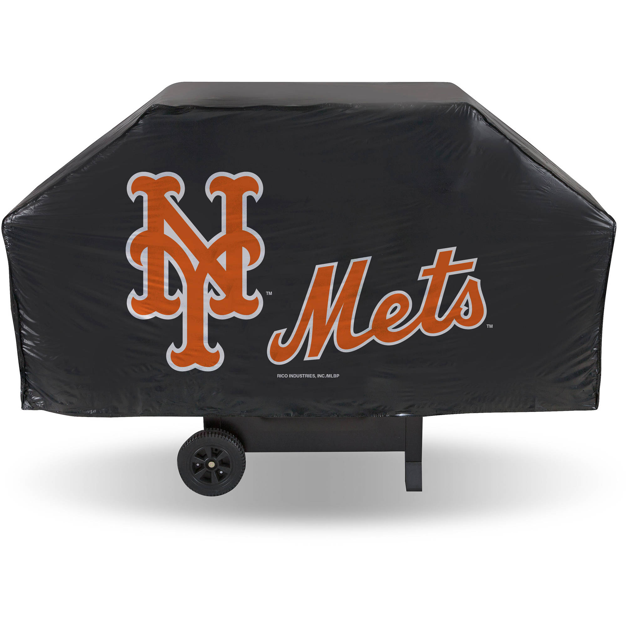 Rico Industries MLB Economy Grill Cover, New York Mets