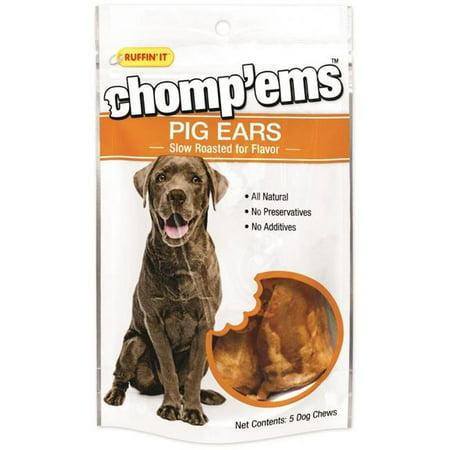 Island Treat Pack (Rhode Island Textile 4766770 Chews Pig Ear Treat, Pack of)
