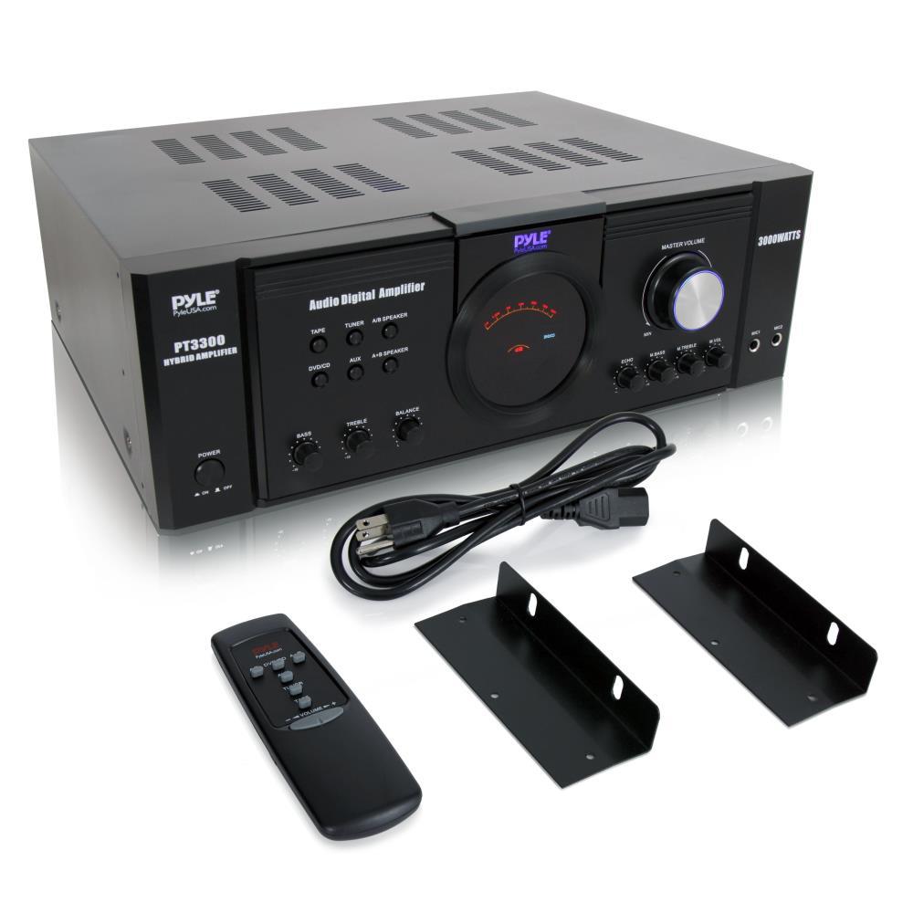 PYLE PT3300 - 3000 Watt Power Amplifier