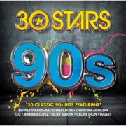 Various Artists - 30 Stars: 90S - CD