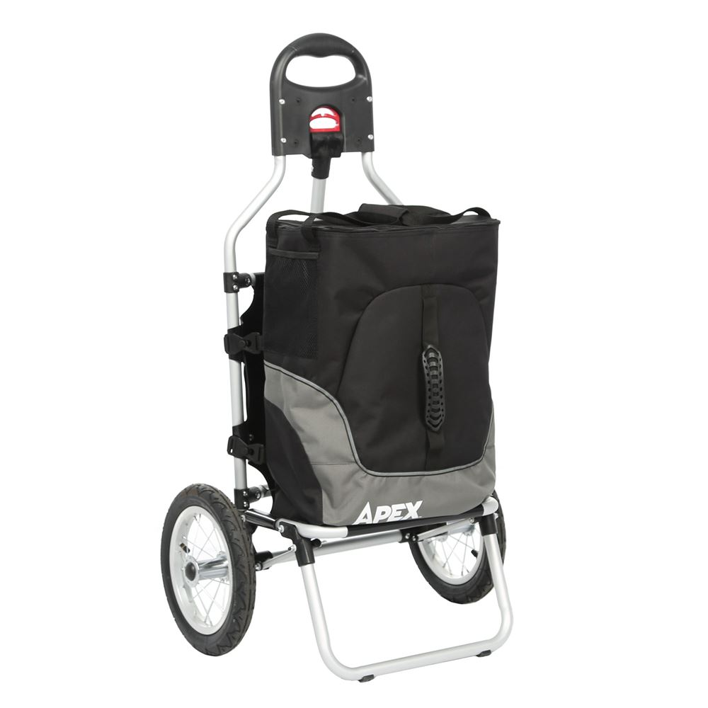 Apex Bicycle Luggage Trailer with Waterproof Bag