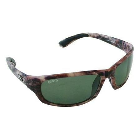 b17ba6c561 Calcutta - Calcutta SH1GTT Steelhead Sunglasses True Timber Camo Frame Gray  Lens Polarized - Walmart.com