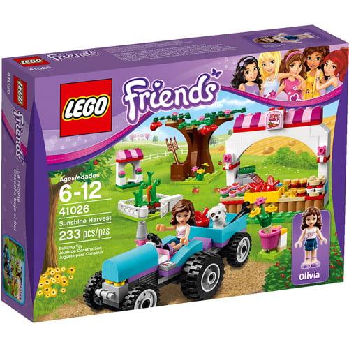 LEGO Friends Jungle Rescue Base - Walmart.com