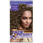 Dark and Lovely Fade Resistant Rich Conditioning Color, No. 352, Cool Latte,  1 ea (Pack of 3)