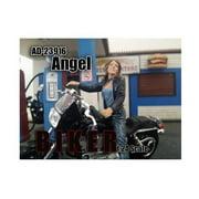 American Diorama 23916 Biker Angel Figure for 1-24 Scale Models