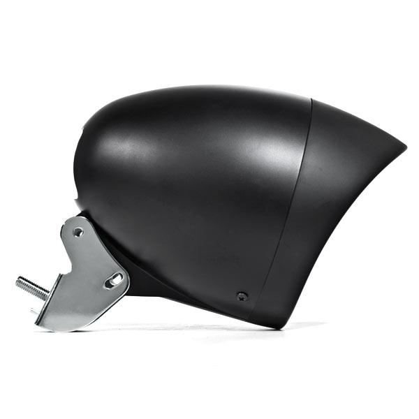 Motorcycle Custom Black Headlight Head Light For Victory Vegas 8-Ball Jackpot Ness Premium - image 4 of 6
