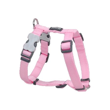 Red Dingo Dh Zz Pk Sm Dog Harness Classic Pink Small