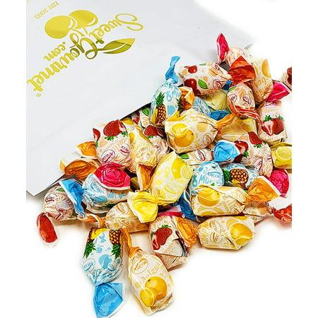 Arcor Assorted Filled Fruit BonBons   Bulk Hard Candy   assorted fruit candies   3 pounds](Bonbons D'halloween)
