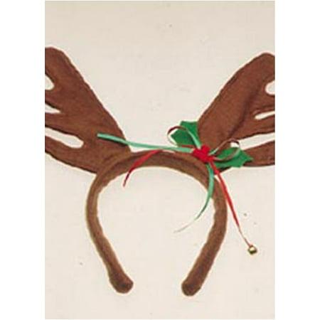 Adult Reindeer Antlers Jacobson Hat 16415 - Reindeer Antler Hat