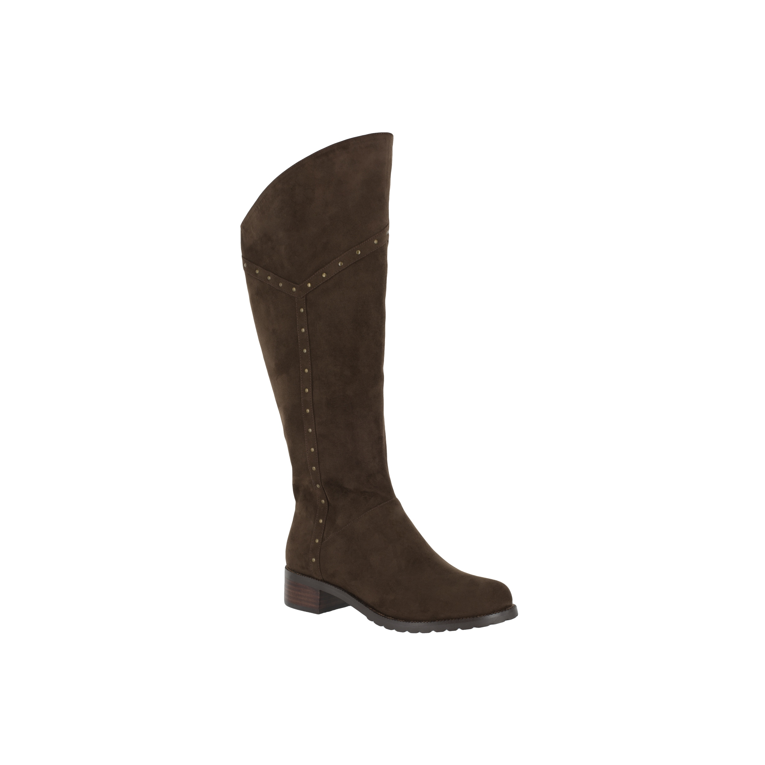 Bella Vita Women's Alanis II Brown Super Suede Tall Boots by Overstock