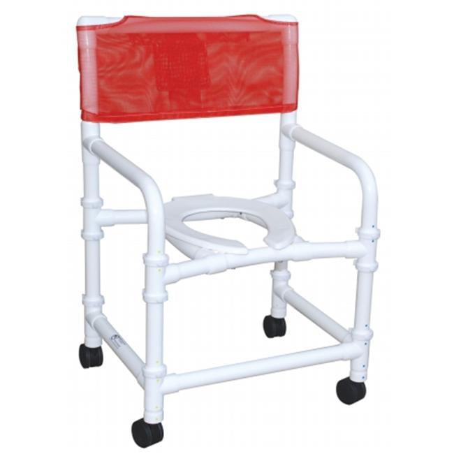 MJM International E122-3-KD Echo Shower Chair