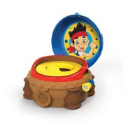 The First Years Disney Jake and The Never Land Pirates 3-in-1 Potty System 18m+ 1.0 CT