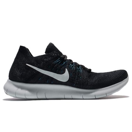 649b7a4d41c3 Nike Womens Free RN Flyknit 2017 Fabric Low Top Lace Up Running - image 1  of ...