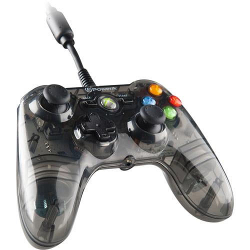 POWER A Mini Pro EX Wired Controller - Grey - Xbox 360 - Walmart.com