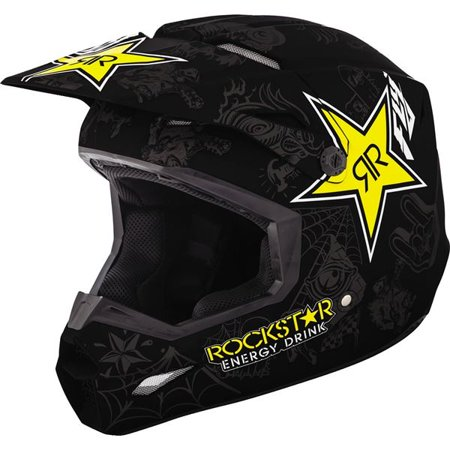 Fly Racing Elite Rockstar Energy Helmet