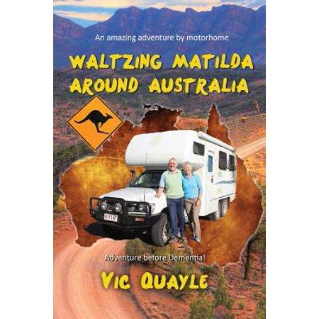 Waltzing Matilda Around (Waltzing Matilda Collection)