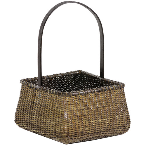 Oriental Furniture Rattan Baskets (Set of 3)