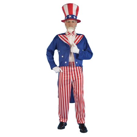 Uncle Sam Costume - Uncle Sam Halloween Costumes