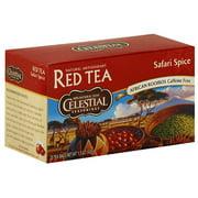 Celestial Seasonings Safari Spice Red tea, 20ct (Pack of 6)