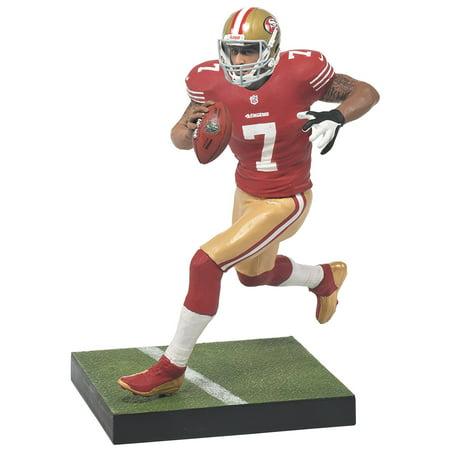 0698870ca52 Toys NFL Series 33 Colin Kaepernick Figure By McFarlane - Walmart.com