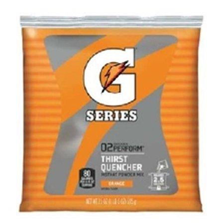 Original Gatorade Orange 2.5 Gallon Powder Instant Gatorade Mix
