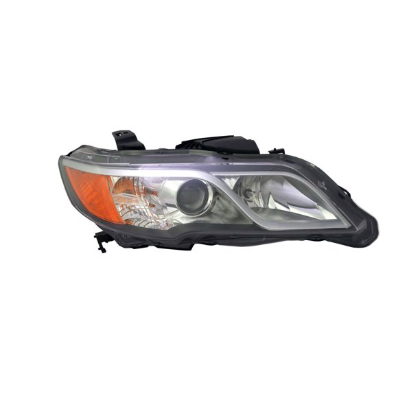 NEW HID HEAD LIGHT LENS AND HOUSING RIGHT FITS 2013-2016