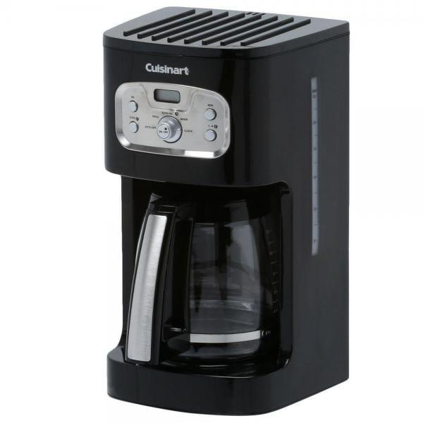 Cruisinart classic 12 cup programmable coffee maker CBC-3300
