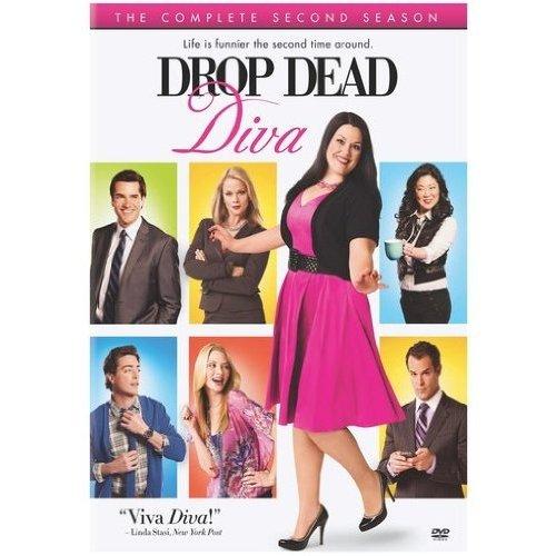 Drop Dead Diva: The Complete Second Season (Widescreen)