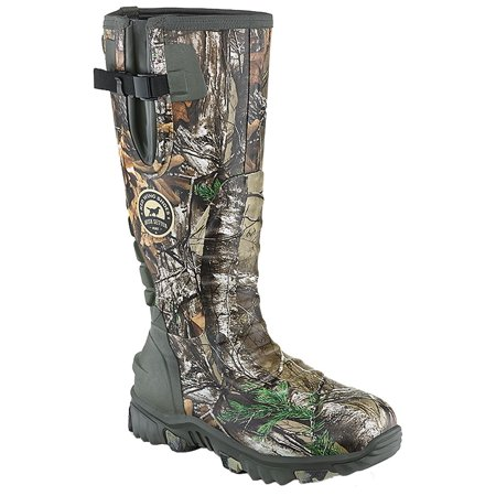 Irish Setter Men's Rutmaster 2.0 800g Mossy Oak Break-Up Country Waterproof 17'' Field Hunting Boots (Realtree Xtra,
