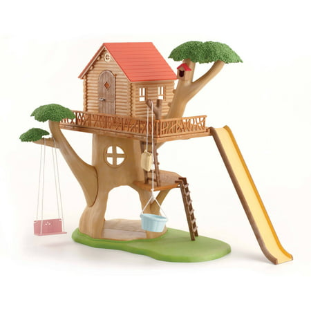House Tree (Calico Critters Adventure Tree House )