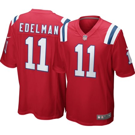 julian edelman jersey red