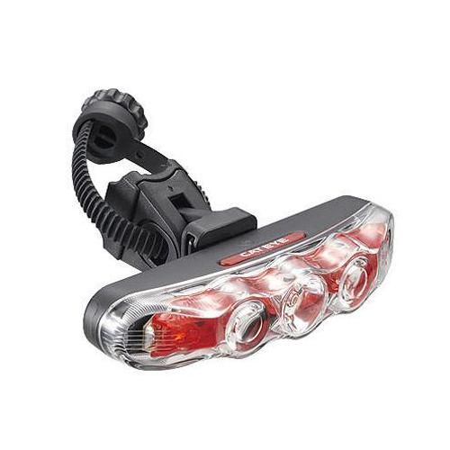 CatEye Rapid 5 Bicycle Tail Light - TL-LD650 - 5446500