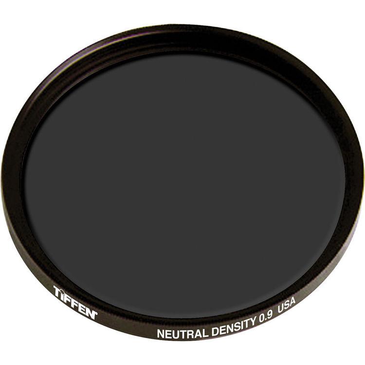 Tiffen 49mm Neutral Density 0.9 (ND-8) **AUTHORIZED TIFFEN USA DEALER**