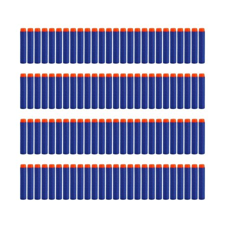 Strike Series - 100~200X 7.2cm Refill Foam Darts For Nerf N-strike Elite Series Blasters bullets (200 Pack)