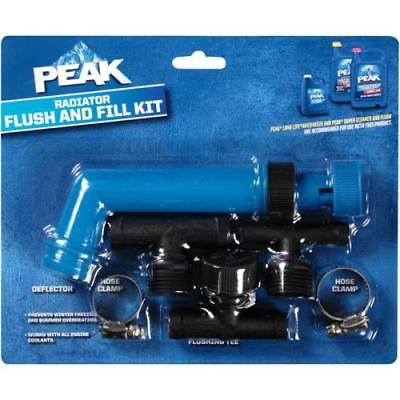 Click here to buy Peak Radiator Flush & Fill Kit, 2Pack by PEAK.