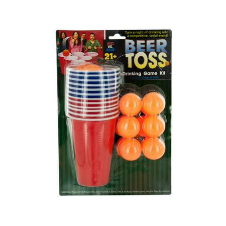 - Beer Toss Drinking Game Kit (Pack Of 4)