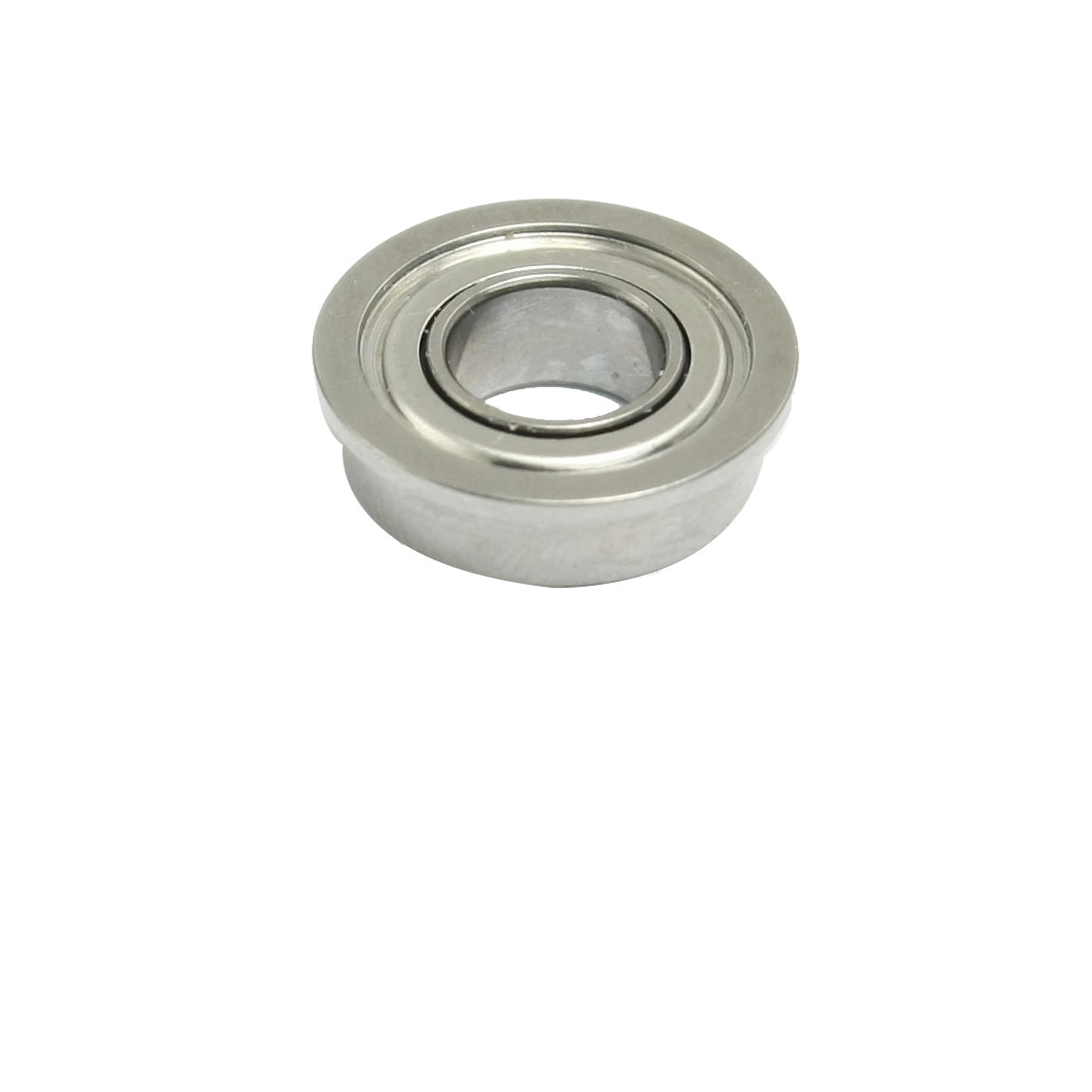 Unique Bargains Radial Shielded 13mm x 6mm x 6mm Deep Groove Flanged Ball Bearing