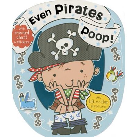 Even Pirates Poop