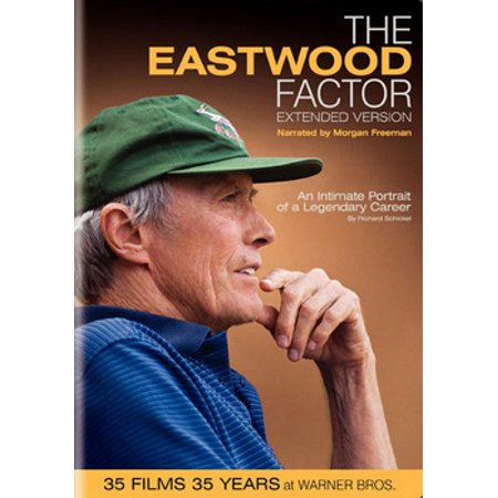 The Eastwood Factor (DVD) (Clint Eastwood Halloween)