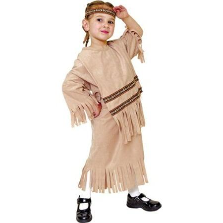 Native American Girl Halloween Costume (Native Girl Costume)