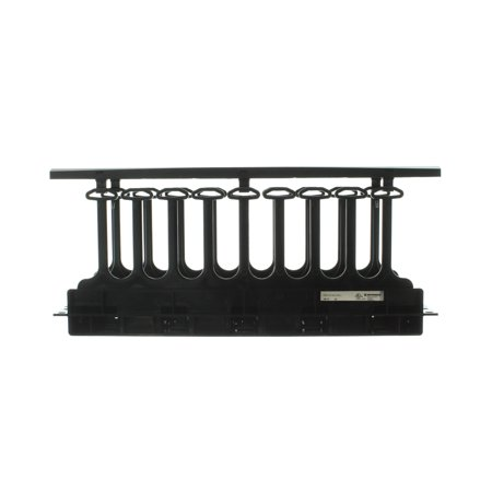 Ortronics OR-DHMC2RU Double Sided Horizontal Cable Manager, Rack Mount