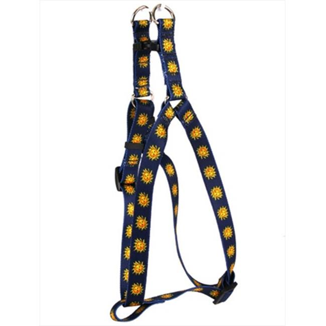 Yellow Dog Design Suns Step-In Harness