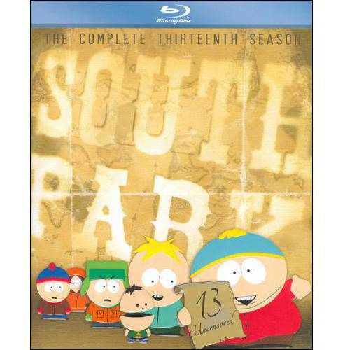 South Park: The Complete Thirteenth Season (Uncensored) (Blu-ray) (Widescreen)